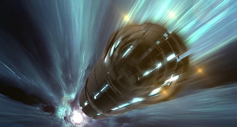 В NASA разработали двигатель, который сможет разогнаться до скорости света