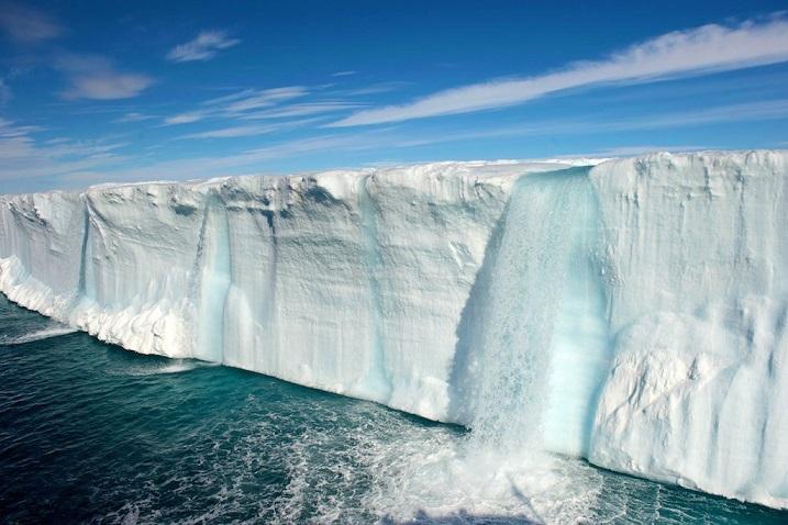 Ученые выяснили, когда начали таять ледники Антарктиды