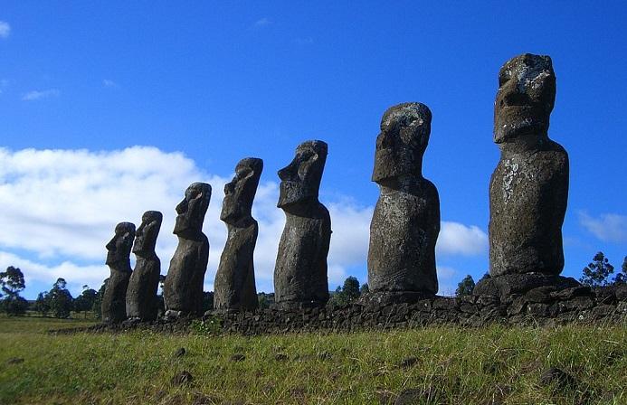 Ученые раскрыли тайну создания истуканов на острове Пасхи