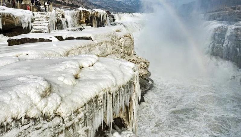 Водопад Шэньси - еще одна загадка природы