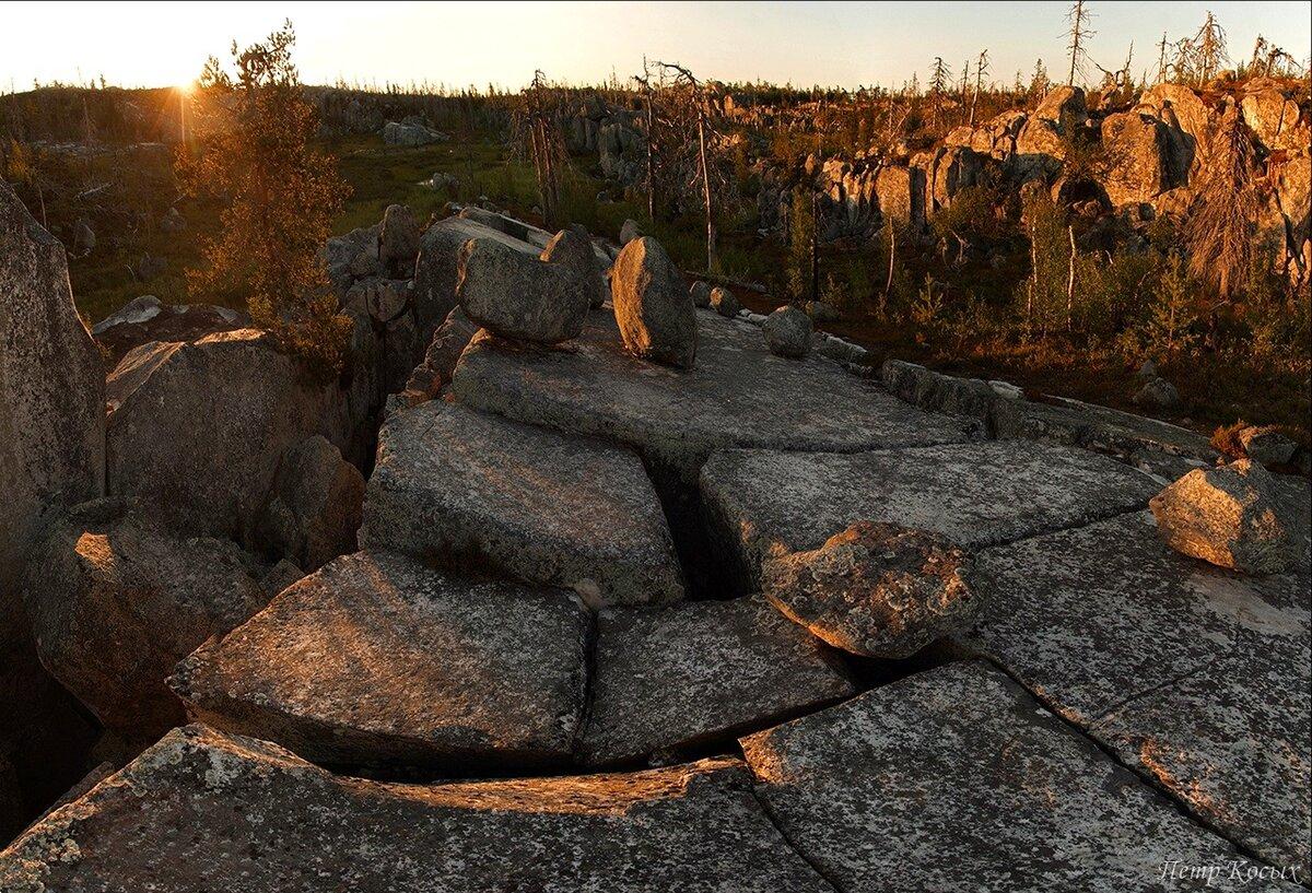 Гора Воттоваара - «портал в иной мир»