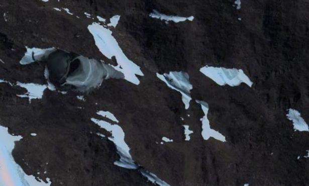 Загадочный гигантский «купол» обнаружили на спутниковых снимках Антарктиды