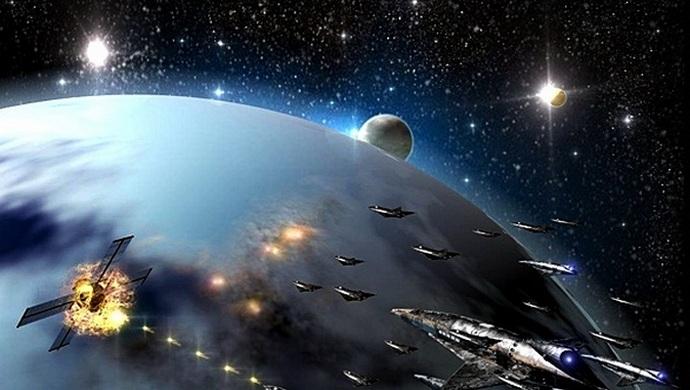 Война миров, или Насколько гуманны пришельцы из космоса? (5 фото)
