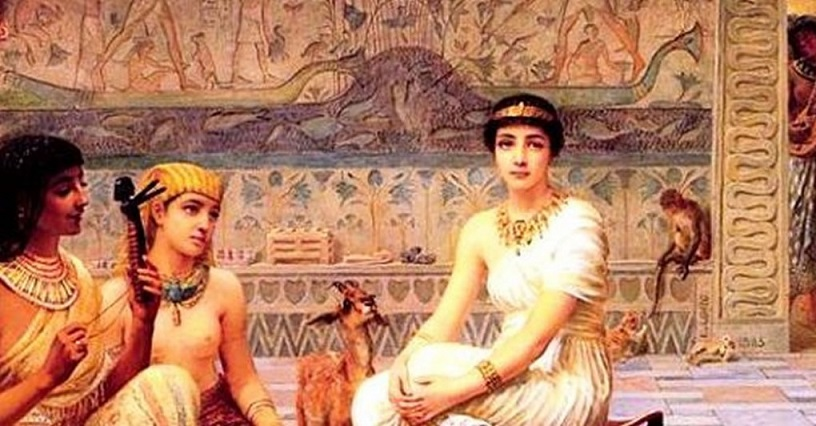 Женщины - фараоны древнего Египта
