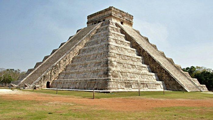 Храм Кукулькана в Мексике скрывает целый набор пирамид-матрешек?