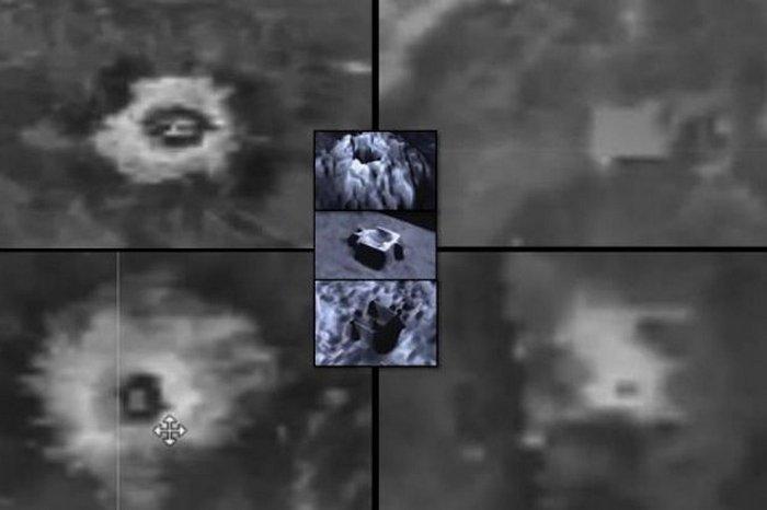 На Венере обнаружены инопланетные поселения
