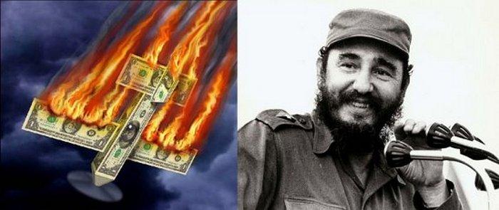 После смерти Фиделя Кастро США ждет глобальная катастрофа