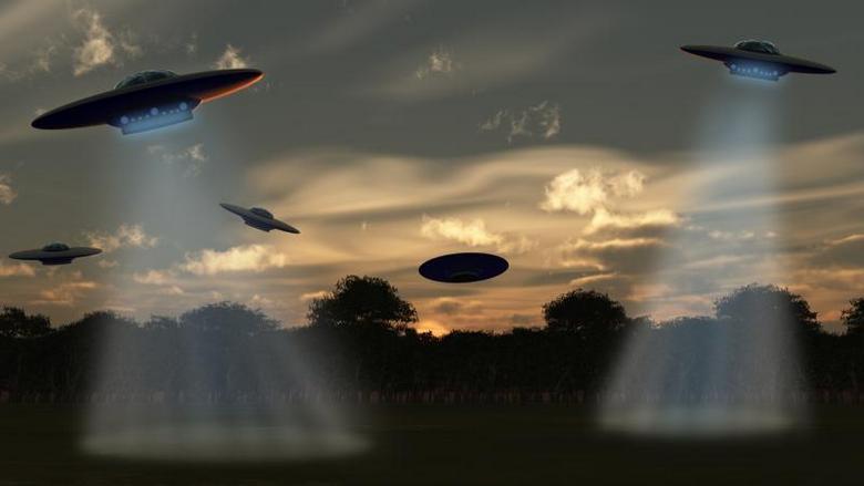 В прямом эфире телевидения снова НЛО – уже не первый случай для США