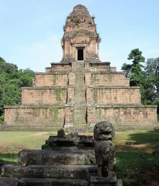 Два храма-близнеца, разделенные расстоянием в 14 тысяч километров и 2 тысячелетиями во времени