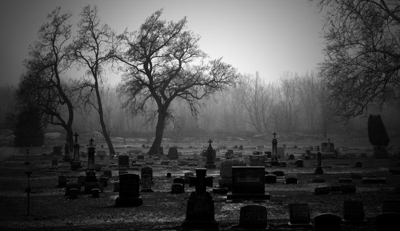 На пензенском кладбище загадочным образом не разлагаются мертвецы