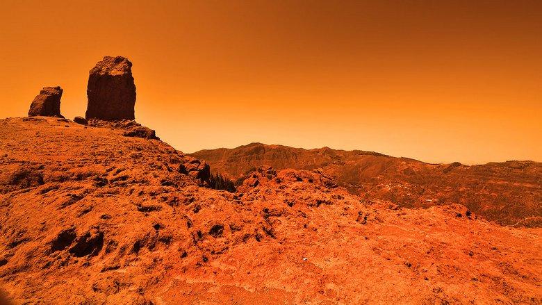 На Марсе найден диск с шумерскими письменами. А может, Марс обитаем до сих пор?