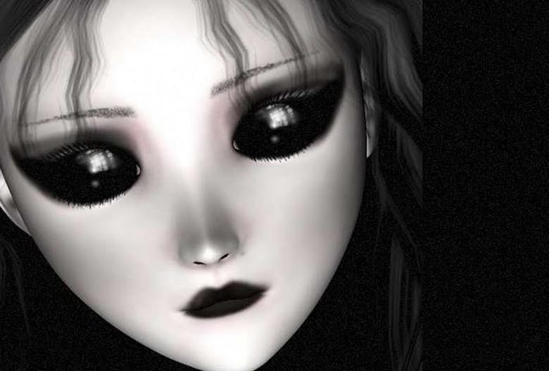 Охотник за детьми с черными глазами уверяет: он сумел снять одного из них