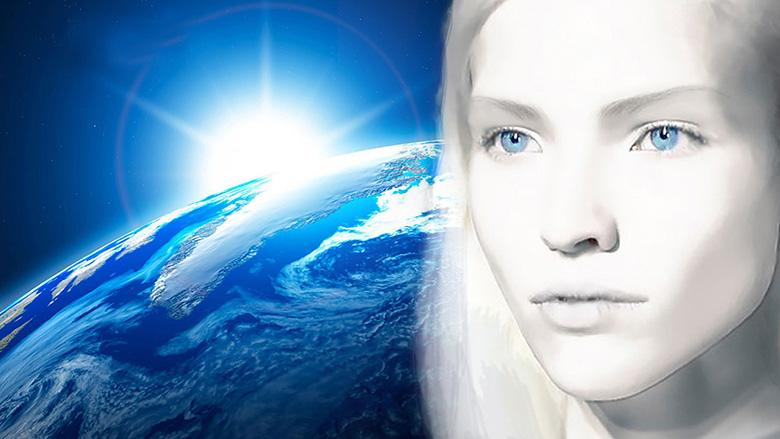 Две невероятные встречи женщины с симпатичным инопланетянином