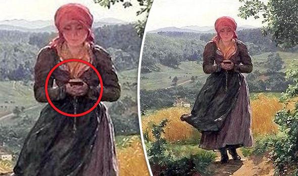 Современные смартфоны постоянно находят в прошлом
