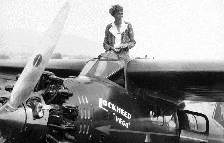 Легендарную летчицу Амелию Эрхарт съели гигантские плотоядные крабы