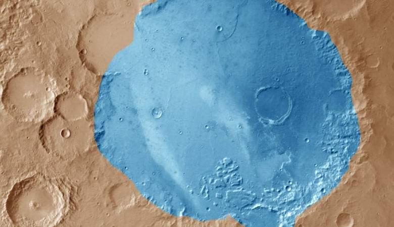 Удивительное исцеляющее озеро в Канаде полностью дублирует окружающую среду Марса