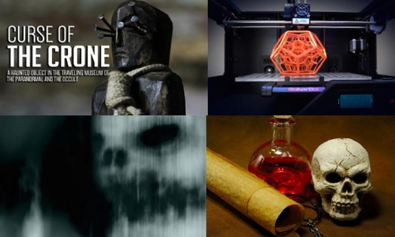Почему ученые не сумели сделать на 3D-принтере копию с оккультной куклы