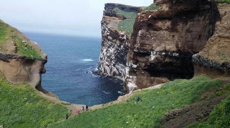 Остров Драунгей - место, где до сих пор живут тролли