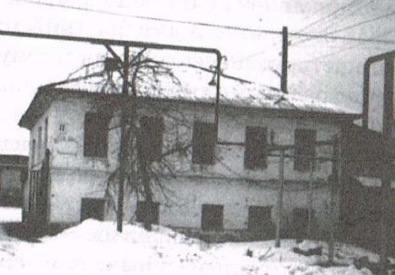 Чебаркульский дом с привидениями в Челябинской области
