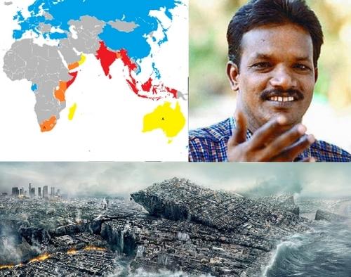 Индийский экстрасенс предрек катастрофу, которая произойдет непосредственно перед Новым годом (3 фото)