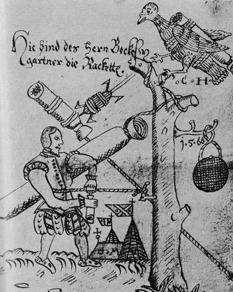 Человек мог побывать на Луне еще в 16-м веке