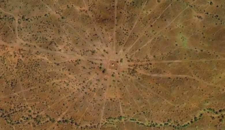 На Гавайях обнаружена загадочная древняя структура