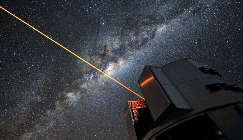 Американцы создадут лазерный маяк, чтобы указать пришельцам путь к Земле