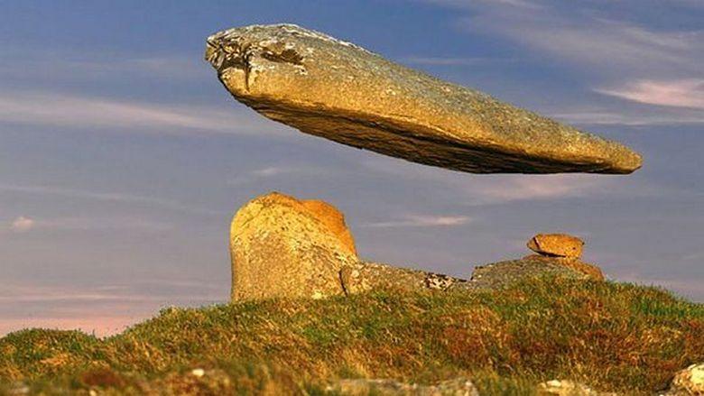 Тайна «левитирующих камней» индийской деревни Шивапур