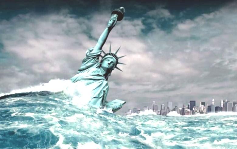 Карлос Кастанеда предсказал крах США