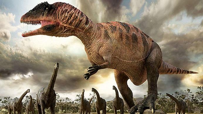 Динозавры жили в другой части галактики, выяснили ученые