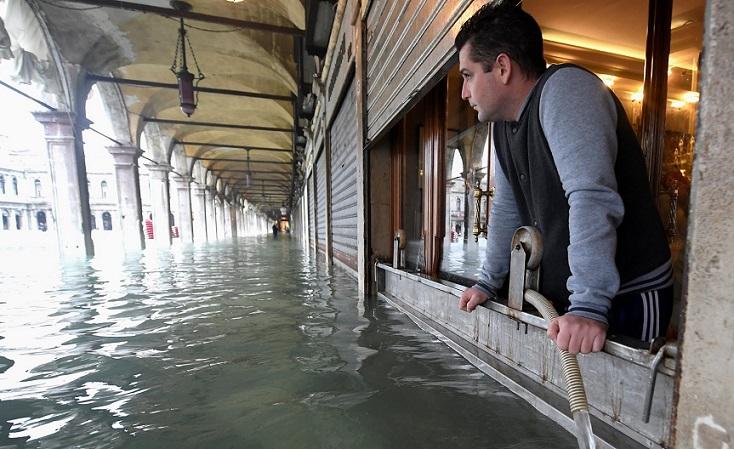 Ученые: Венеция в ближайшие годы прекратит свое существование