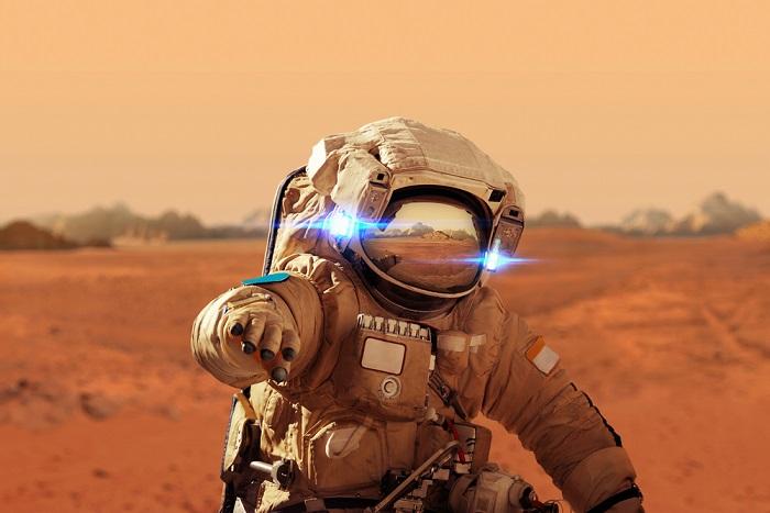 Полет на Марс окажется для человека смертельным
