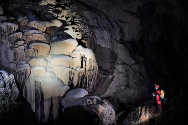 В Китае обнаружен комплекс из 19 подземных пещер
