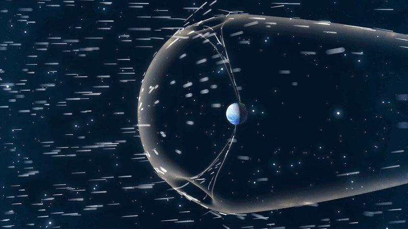 На Северном полюсе ученые обнаружили странную аномалию