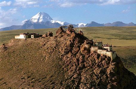 Тайна свастики горы Кайлас