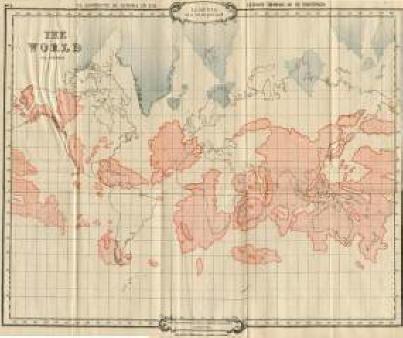 Затонувшие континенты