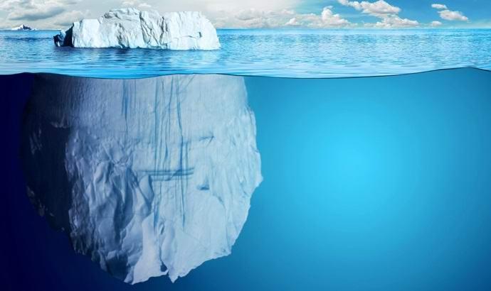 Исполинский айсберг приведет к климатической катастрофе