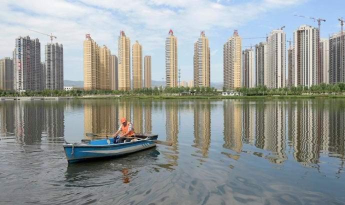 Для чего в Китае возводят города-призраки?