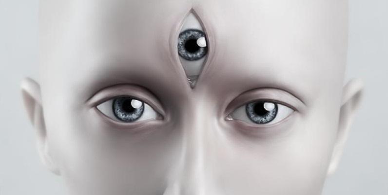 Третий глаз - Око богов