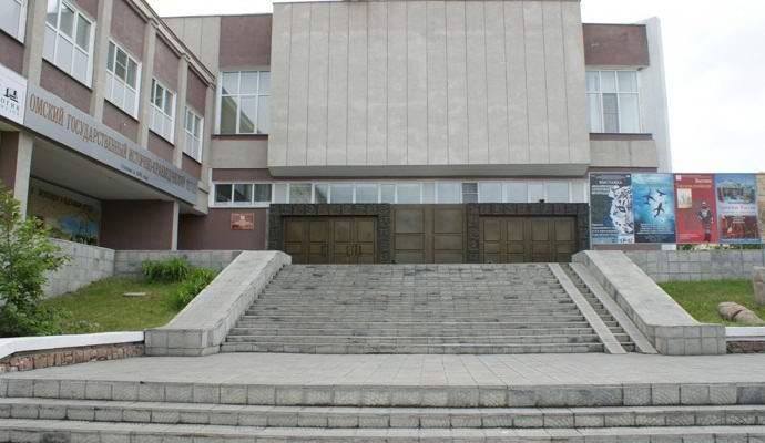 Омский музей облюбовали призраки