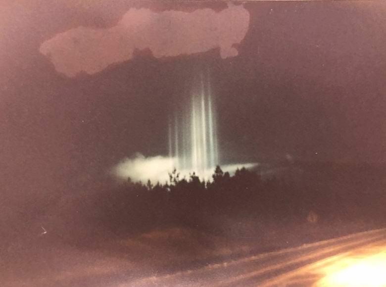 Фото поразительного НЛО всплыло в Интернете