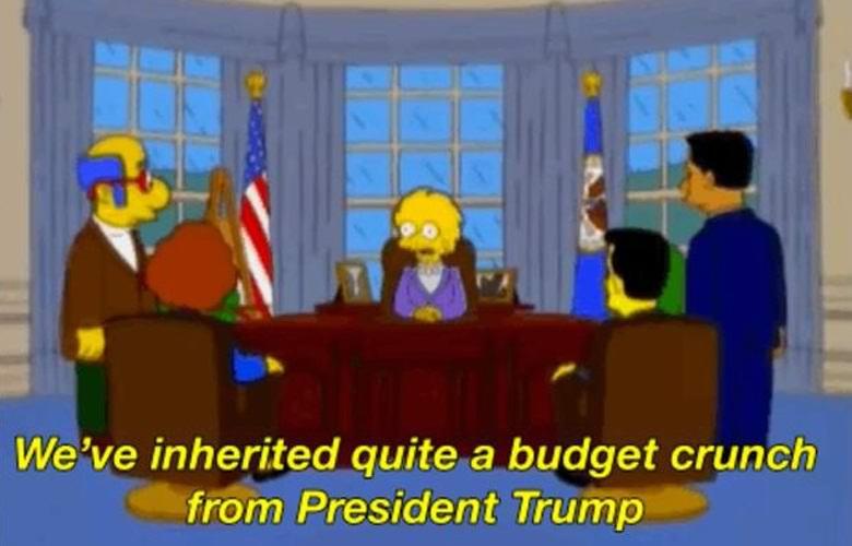 «Симпсоны» снова загадочным образам предвидели будущее