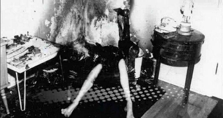 Произошел еще один случай спонтанного самовозгорания человека