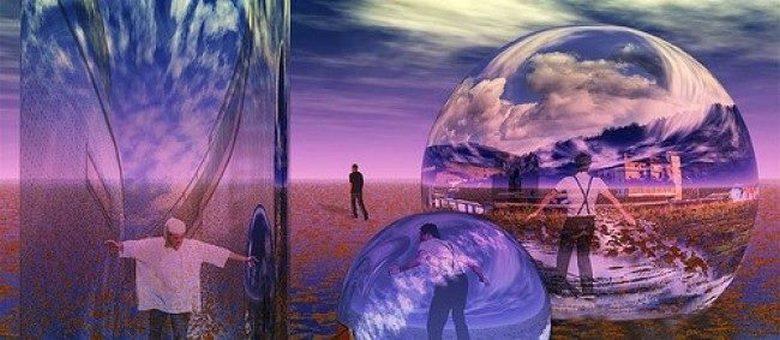 Параллельные миры, не очень отличающиеся от нашего