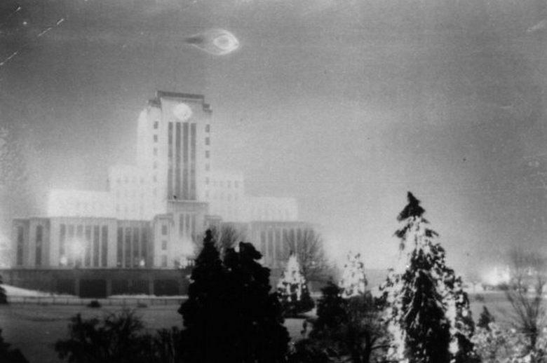 Уфологи не согласны с тем, что странные небесные явления списываются на запуски ракет