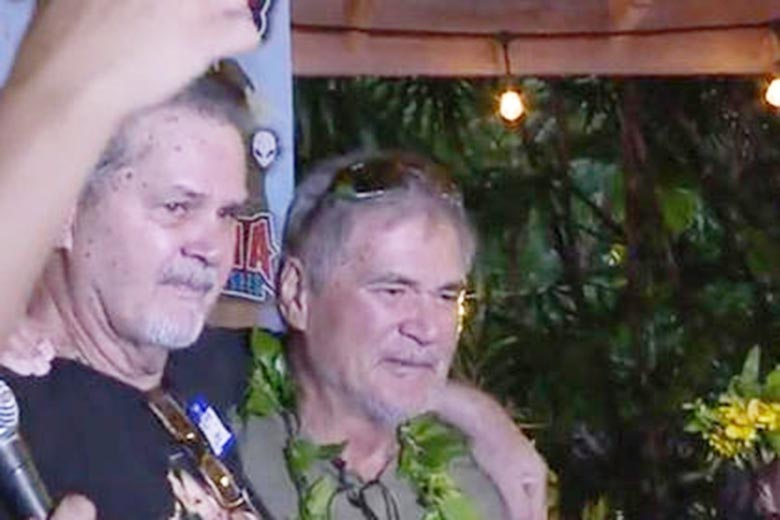 Лучшие друзья 60 лет не подозревали, что являются кровными братьями