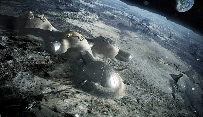 На Луне нашли «прямоугольные строения»
