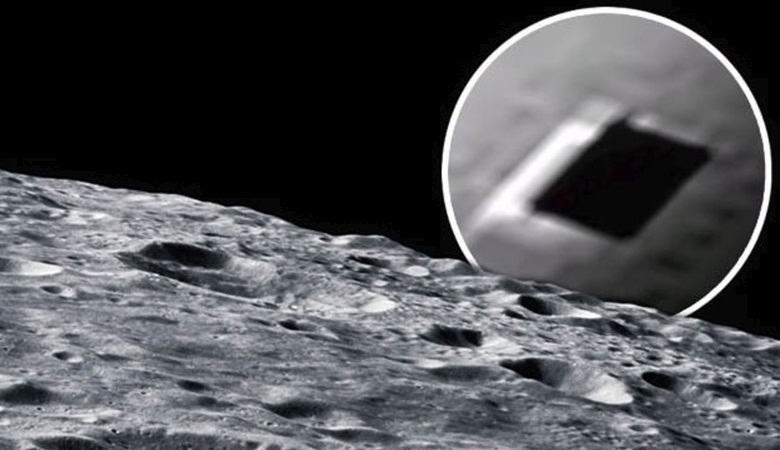 «Прямоугольное отверстие» обнаружили на поверхности Луны
