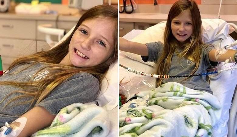 Девочка загадочным образом излечилась от смертельной болезни