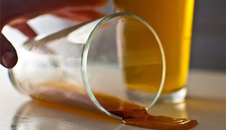 «Полтергейст» проливал пиво в пабе